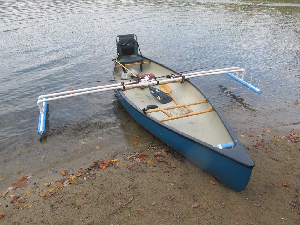 Canoe michael moore for How to kayak fish